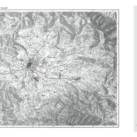 Xάρτης για την Κοιλάδα